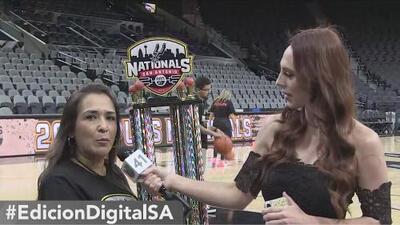 Inicia torneo juvenil internacional de básquetbol en San Antonio