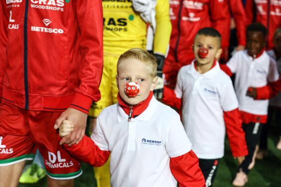La Jupiler Pro League invitará a niños con autismo a los partidos