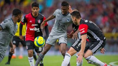 Cómo ver Monterrey vs. Atlas en vivo, por la Liga MX