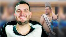 Las ocurrencias de Edén Muñoz, vocalista de Calibre 50, que le suman más y más seguidores en TikTok