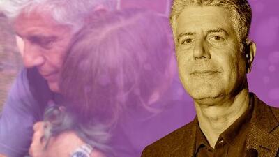 Este fue el homenaje que la hija de Anthony Bourdain le hizo a su padre después de su muerte