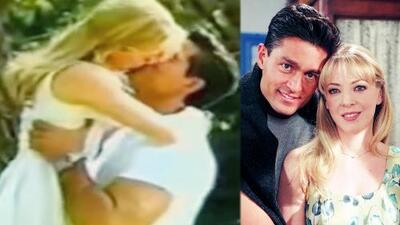 Edith González confesó que le pegó tremenda mordida en un labio a Fernando Colunga, ¿fue por amor o venganza?
