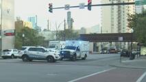 Despliegan al equipo SWAT por reporte de hombres armados en un edificio de South Loop