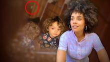 Brenda Kellerman documenta 'orbs' en la víspera del cumpleaños de su hijo Tadeo