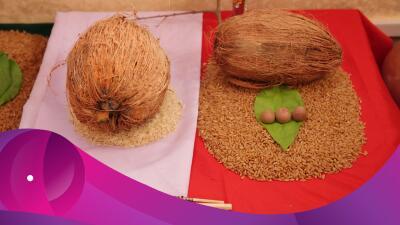 Ritual con coco para protegerte de malas energías