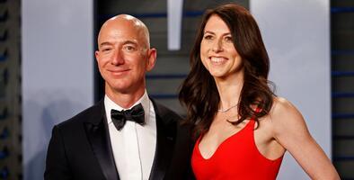 MacKenzie Bezos, la tercera mujer más rica del mundo, promete donar la mitad de su fortuna en obras de caridad