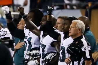 ¿Qué deportistas se han sumado a las protestas iniciadas por Kaepernick en contra de la injusticia racial?