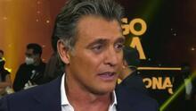 Juan Soler asegura que está sensacional en el trabajo, con sus hijas y su relación de pareja
