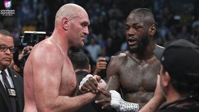 ¡Se cayó la pelea! El CMB confirma que no habrá revancha entre Wilder y Fury