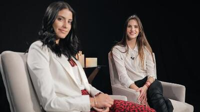 ¿Cómo definen Bárbara López y Macarena Achaga a 'Juliantina'?