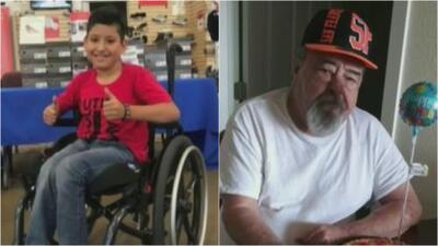 La silla que unió a dos familias tras el tiroteo en el Walmart de El Paso