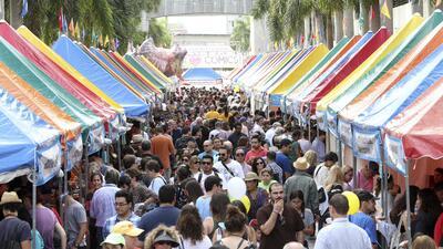 La Feria del Libro de Miami habla español