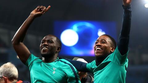 Insólito: Sissoko no se enteró del gol anulado a Agüero y creía que el Tottenham había quedado eliminado