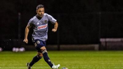 Marco Fabián se estrenó con el Philadelphia Union