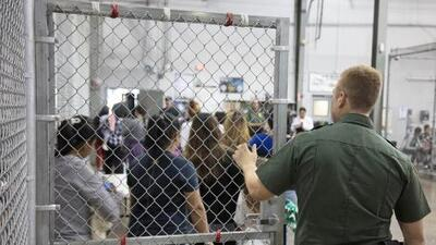 Children in cages, a symbol of Trump's America