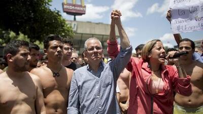 """Juan Requesens lleva meses """"secuestrado y está siendo torturado"""", afirma su hermana"""