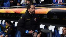 Exentrenador del Espanyol renuncia a su cargo por contagio en su familia