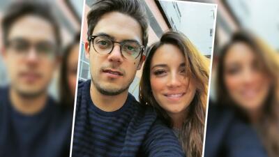 Regina Blandón anda de viaje y muy enamorada de su esposo