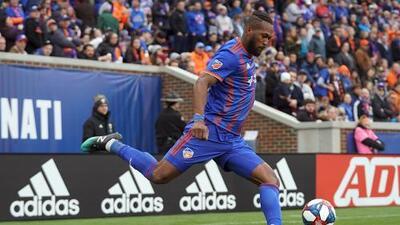 Capitán mundialista: Kendall Waston asume el liderazgo del FC Cincinnati en su año de expansión