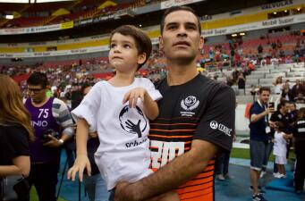 En fotos: la despedida de Rafa Márquez fue una auténtica fiesta en el Estadio Jalisco