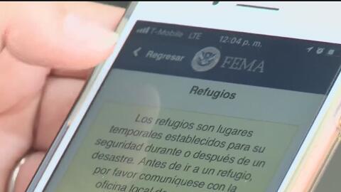 Aplicación para ayudar a la comunidad a prevenirse ante la llegada de huracanes