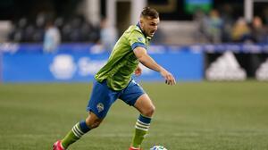 Con un gol y 3 asistencias en un partido, Jordan Morris es el Jugador de la Semana en MLS