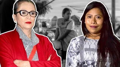 Patricia Reyes Spíndola no le ve futuro como actriz a la nominada al Oscar, Yalitza Aparicio