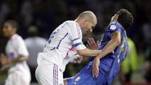 Subasta Materazzi la camiseta del cabezazo de Zidane