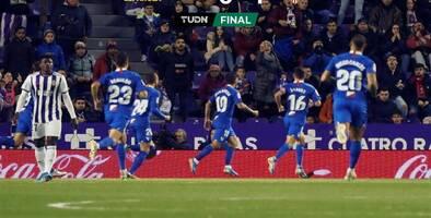 Sin Chicharito, Sevilla derrotó al Valladolid