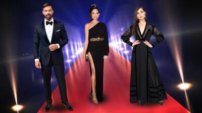 De pipa y guante: las celebridades que compiten en la categoría High Fashion (De Etiqueta) de Premios Juventud