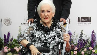 Muere la primera actriz mexicana Beatriz Aguirre, a los 94 años
