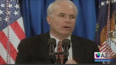 Así fue John McCain, un verdadero Maverick