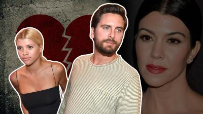 Sofía Richie se cansó y mandó a volar a Scott Disick, el ex de Kourtney Kardashian