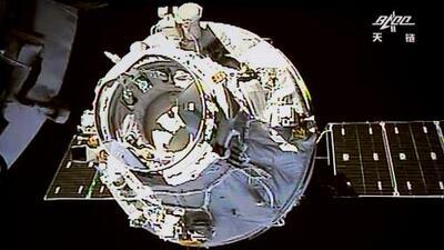 La estación espacial china Tiangong-2 caerá sobre la Tierra este viernes