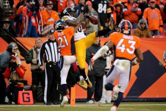 Las mejores imágenes del Steelers vs. Broncos