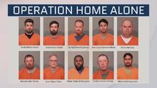 Arrestan a 10 hombres que buscaban tener sexo con niños en el condado de York