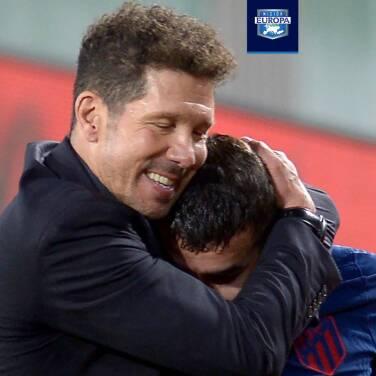 Simeone percibe un gran cierre ante Sevilla, Real Madrid y Barcelona