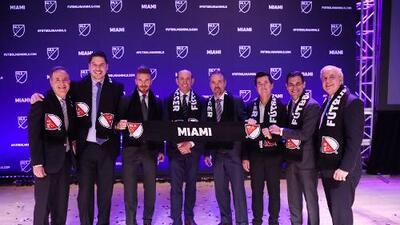 'Beckhamania': Miami pasa del sueño a la realidad con su nuevo equipo en la MLS