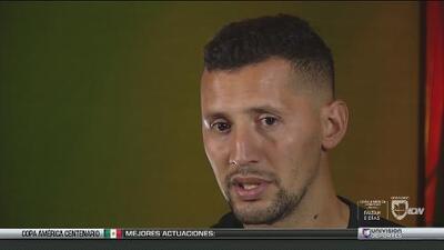Yasser Corona: 'Una victoria contra Chile nos llenaría de confianza'