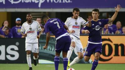 Orlando City y Philadelphia Union igualan 0-0 y se reparten puntos en busca de playoffs