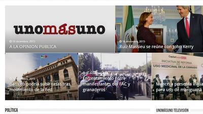 EEUU sanciona a dos diarios mexicanos por nexos con el narcotráfico