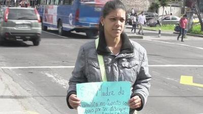 Cientos de venezolanos que viajaron a Ecuador para buscar porvenir ahora están mendigando en las calles de Quito