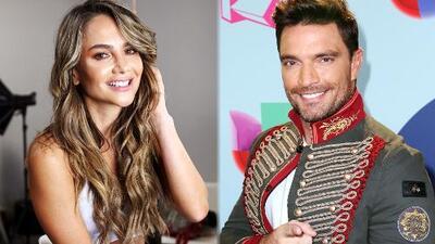 Ximena Córdoba da señales con sus respuestas de que podría haber romance con Julián Gil
