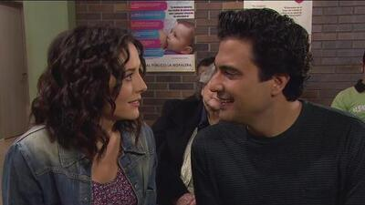 Mati puso al descubierto el amor entre Lupita y Miguel Ángel