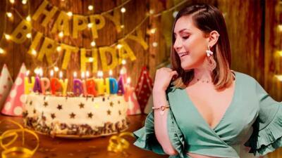 Jessi Rodríguez está celebrando su cumpleaños y así de feliz le da la bienvenida a los 26