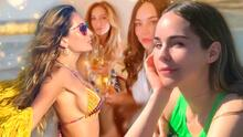 Camila Sodi y Geraldine Bazán, las amantes innegables de las vacaciones (con o sin hijos)
