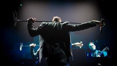 """Por el terremoto en México Ricky Martin cancela """"el show maravilloso"""" que ofrecería en el Zócalo"""