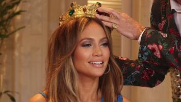 El día que Jennifer López fue coronada como reina en Nuestra Belleza Latina 2015
