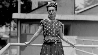 Dan a conocer en México una grabación de más de medio siglo de la que se presume es la voz de Frida Kahlo