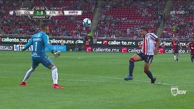 ¡Goool de Chivas! Alexis se estrena con el Rebaño en el Clásico Tapatío